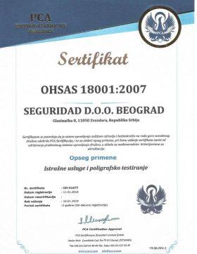 Seguridad-sertifikat-ohsas-18001